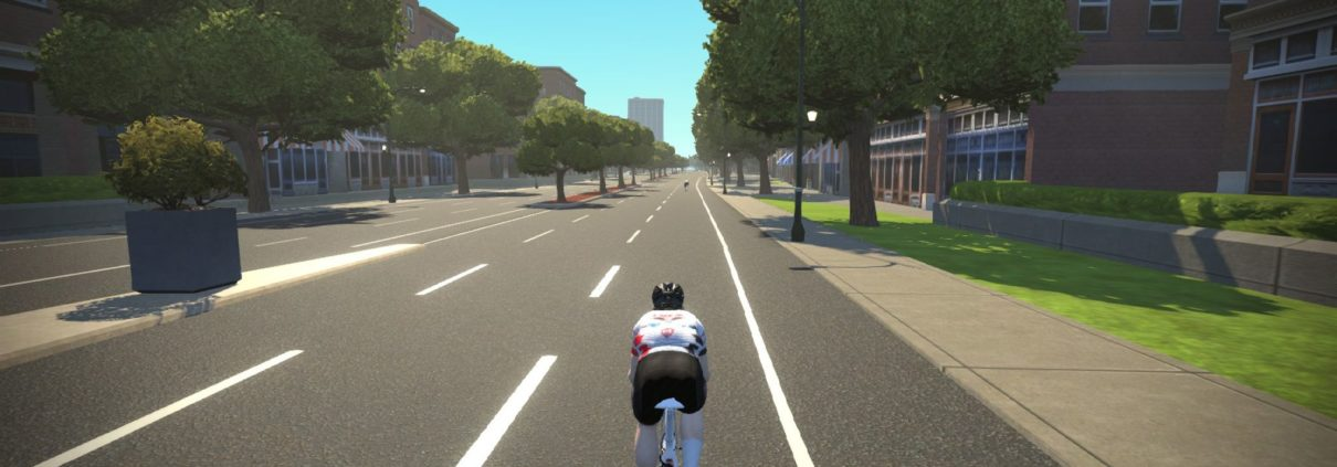 Zwift screen grab